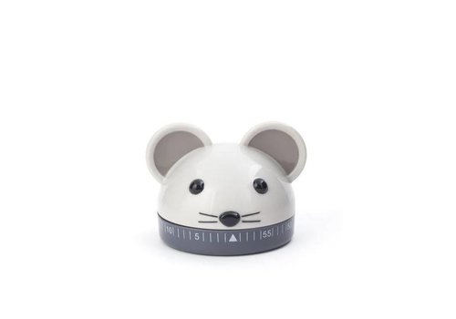 Kikkerland Kikkerland - kookwekker - muis