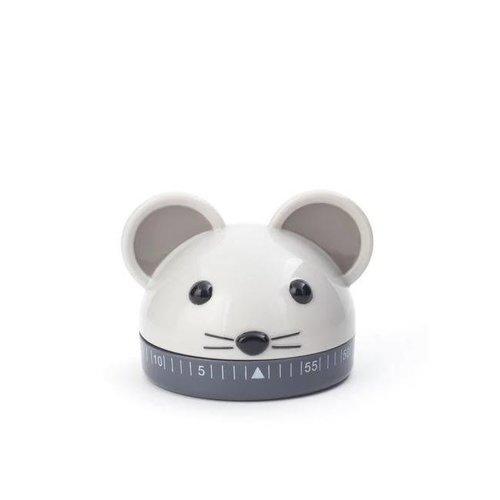 Kikkerland - keukenwekker - muis