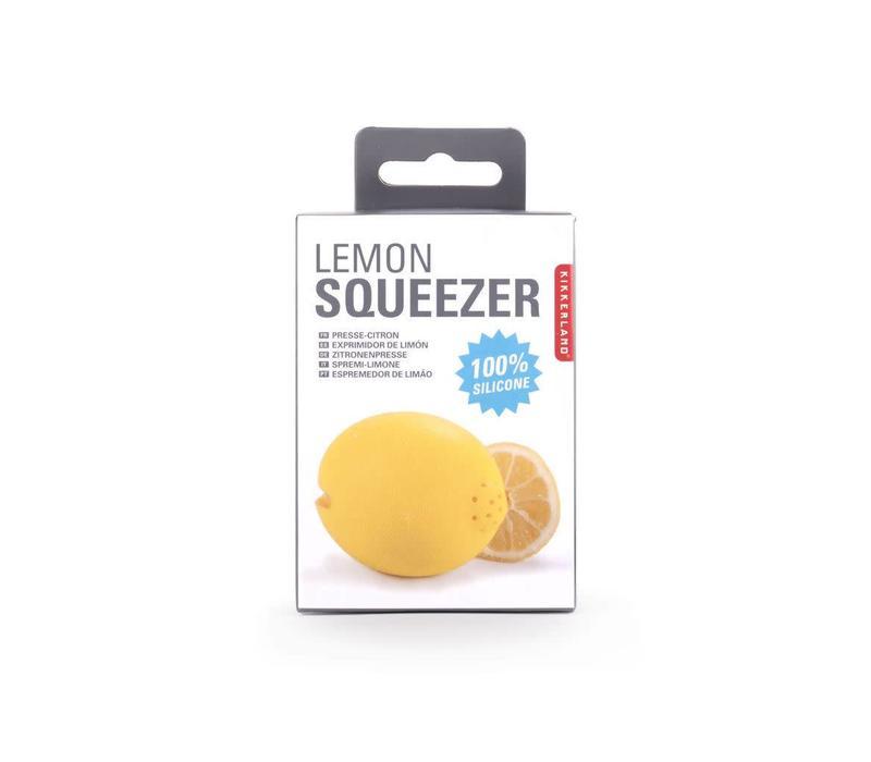 Kikkerland - citroen knijper
