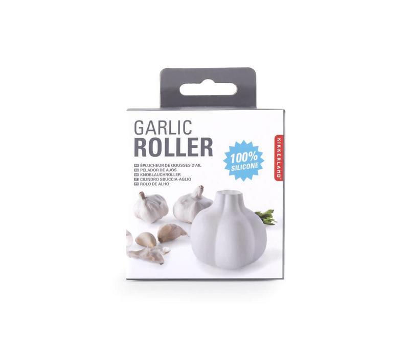 Kikkerland - knoflook roller