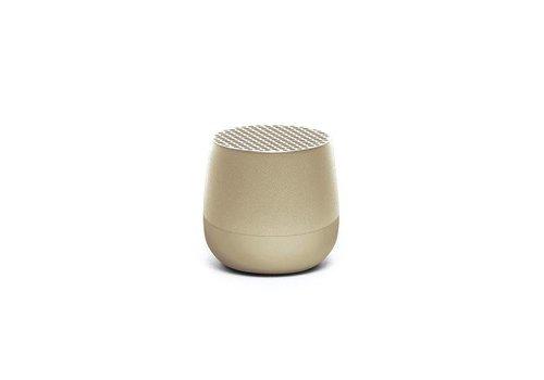 Lexon Lexon - mino speaker - gold