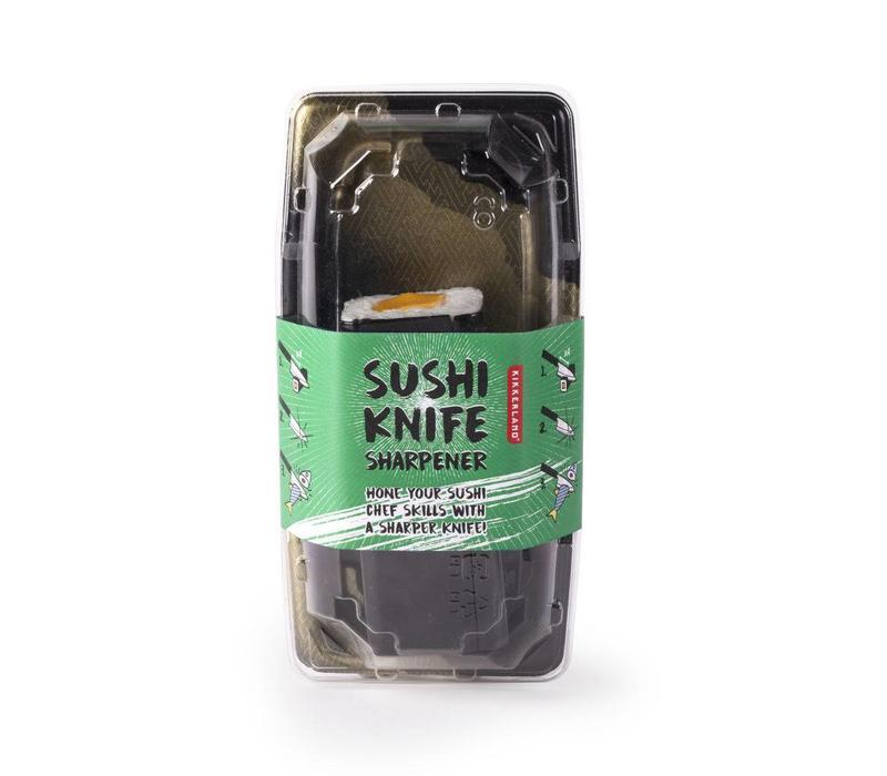 Kikkerland - messenslijper - sushi