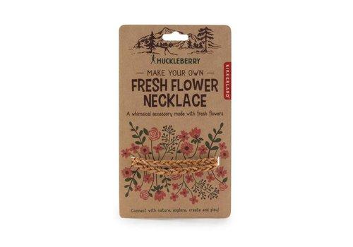 Kikkerland Kikkerland - huckleberry bloemenketting