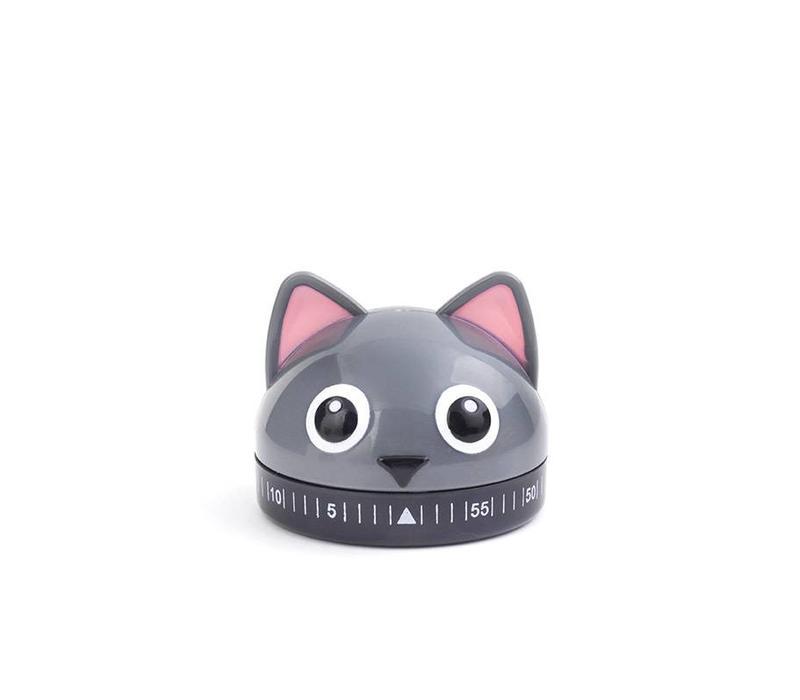 Kikkerland - kookwekker - kat