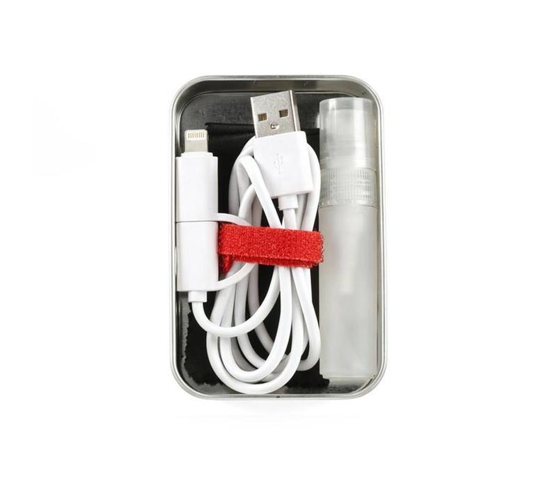 Kikkerland - emergency tech kit