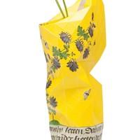 Pepe heykoop - vaas cover - bright yellow