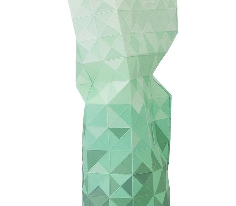 Pepe heykoop - vaas cover - green gradient