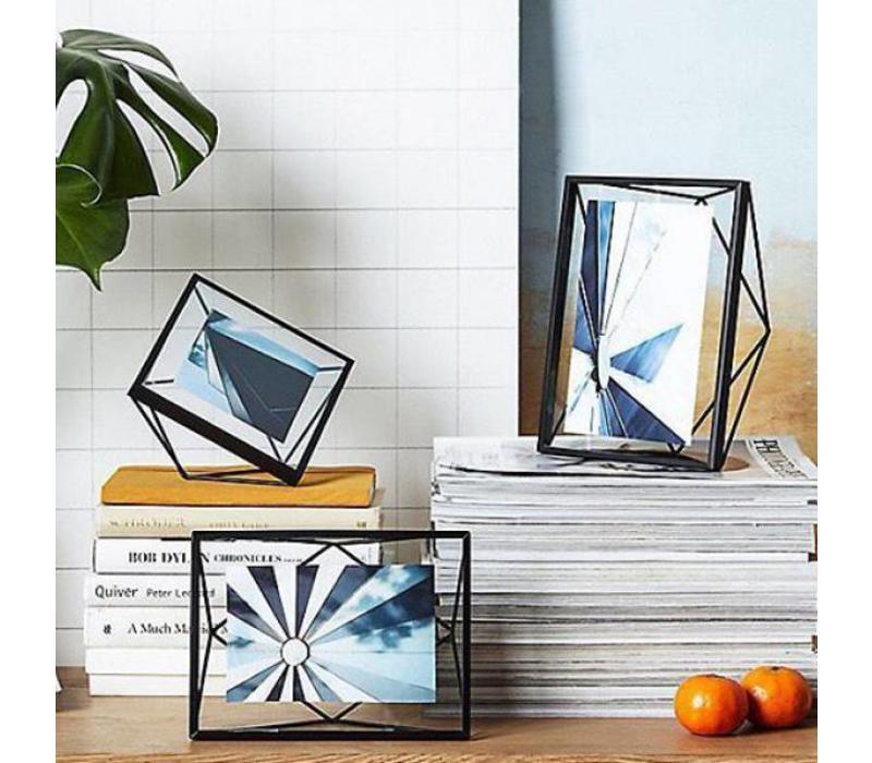 Umbra - fotolijst prisma - 10x10 - zwart