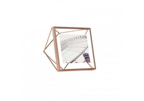 Umbra Umbra - fotolijst prisma - 10x10 cm - copper