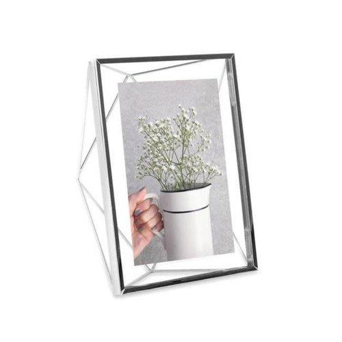 Umbra - fotolijst prisma - 13x18 cm - chrome