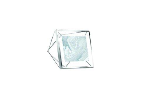 Umbra Umbra - fotolijst prisma - 10x10 cm - chrome