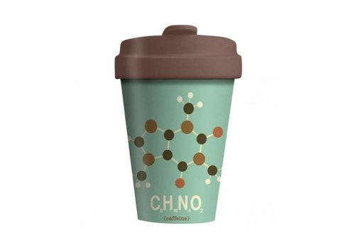 Chic mic Chic mic - bamboo cup - caffeine