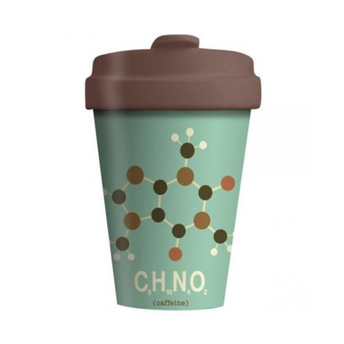 Chic mic - bamboo cup - caffeine