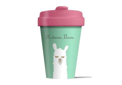 Chic mic Chic mic - bamboo cup - drama llama