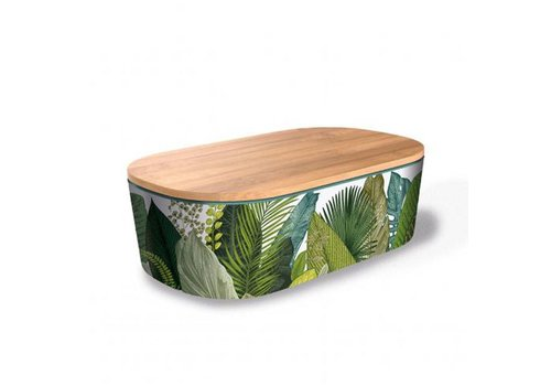 Chic mic Chic mic - lunchbox deluxe - exotic leaves