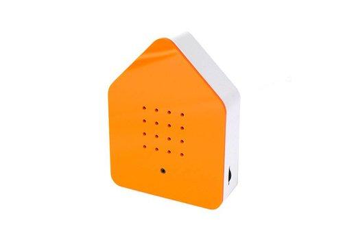 Zwitscherbox Zwitscherbox - vogelhuis relaxing - oranje
