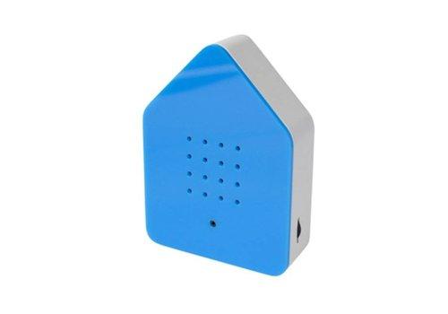 Zwitscherbox Zwitscherbox - vogelhuis relaxing - blauw