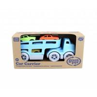 Green Toys - vrachtwagen met 3 auto's