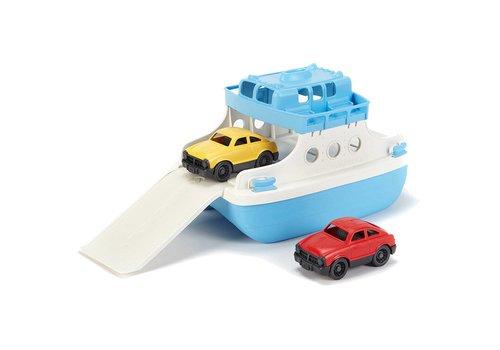 Green Toys Green Toys - veerboot met auto's