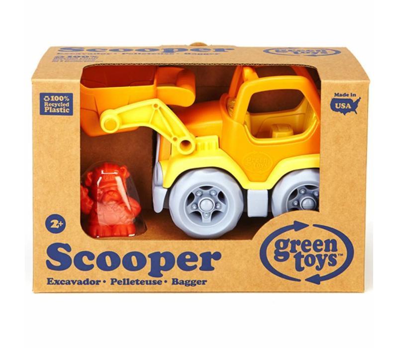 Green Toys - shovel
