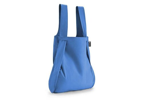 Notabag Notabag - opvouwrugtas - blauw