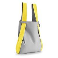 Notabag - notabag - geel/grijs