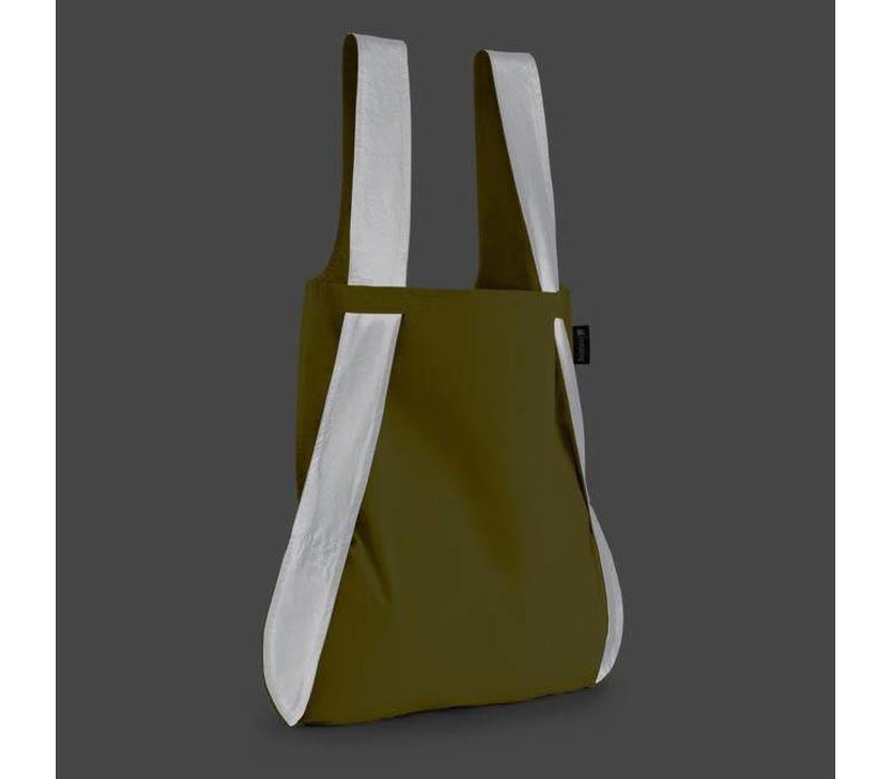 Notabag - notabag reflective - geel