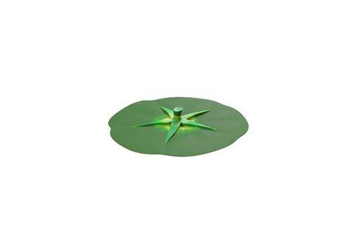 Charles Viancin Charles Viancin - siliconen deksel - tomato green (20 cm.)