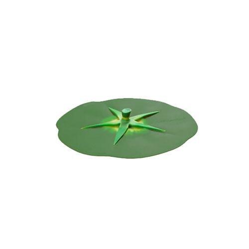 Charles Viancin - siliconen deksel - tomato green (20 cm.)