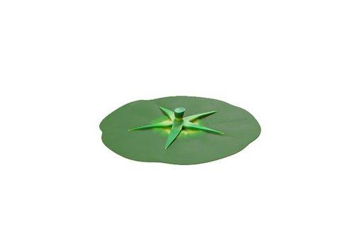 Charles Viancin Charles Viancin - siliconen deksel - tomato green (23 cm.)