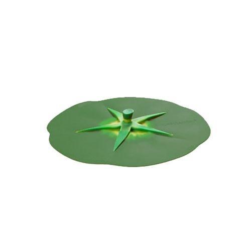 Charles Viancin - siliconen deksel - tomato green (23 cm.)