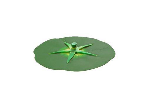 Charles Viancin Charles Viancin - siliconen deksel - tomato green (28 cm.)