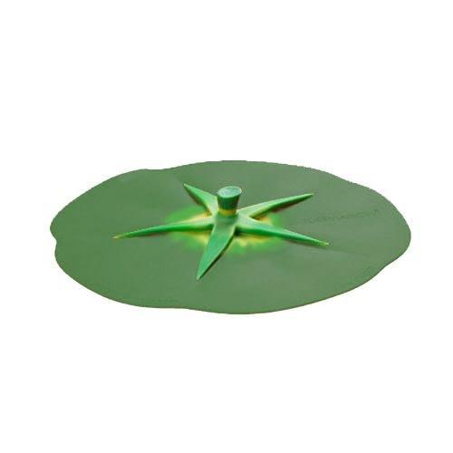 Charles Viancin - siliconen deksel - tomato green (28 cm.)