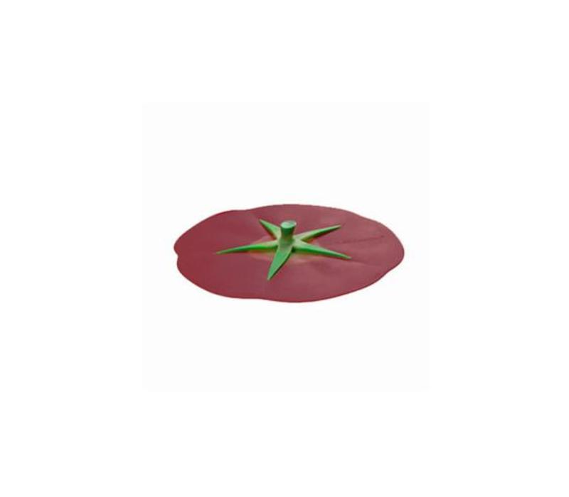 Charles Viancin - siliconen deksel - tomato burgundy (15 cm.)