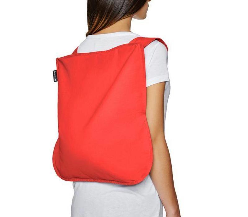 Notabag - notabag - rood