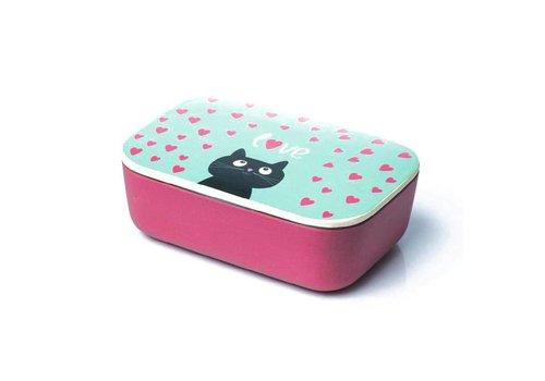 Chic mic Chic mic - lunchbox classic - cat