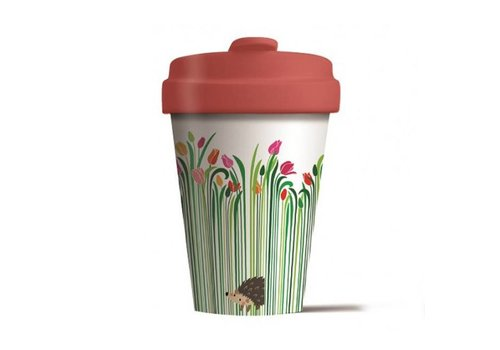 Chic mic Chic mic - bamboo cup - flower surprise