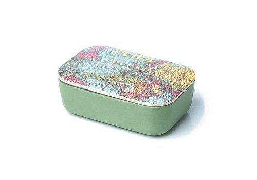 Chic mic Chic mic - lunchbox classic - map