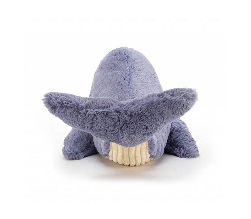 Jellycat - knuffel - cordy roy walvis