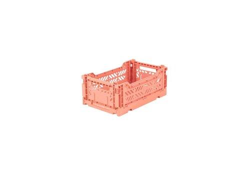 Lillemor lifestyle Lillemor lifestyle - opvouwkrat mini - salmon pink