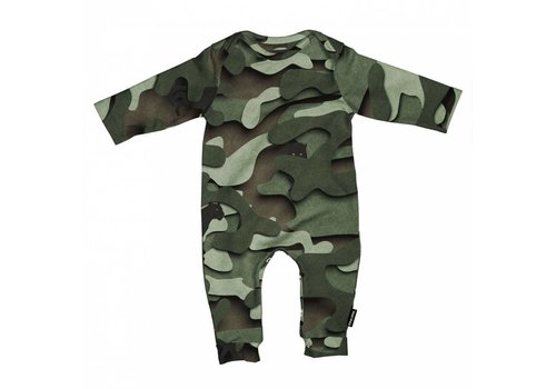 Snurk Snurk - baby jumpsuit - paper jungle