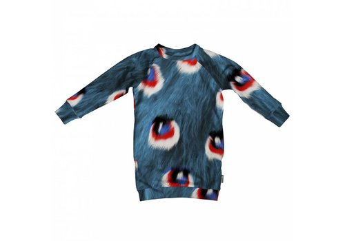 Snurk Snurk - kids jurk - peacock