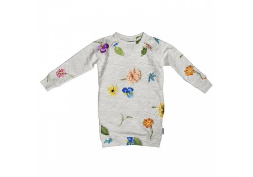 Snurk Snurk - kids jurk - knitted flower