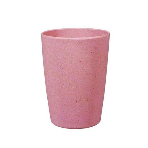 Zuperzozial - bamboe beker - lollipop pink