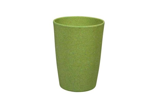 Zuperzozial Zuperzozial - bamboe beker - wasabi green