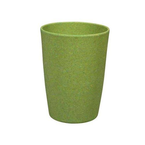 Zuperzozial - bamboe beker - wasabi green
