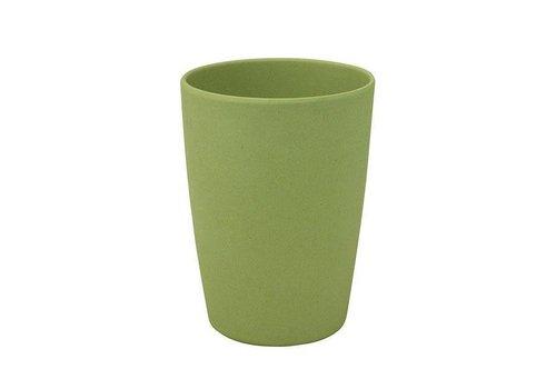 Zuperzozial Zuperzozial - bamboe beker - willow green
