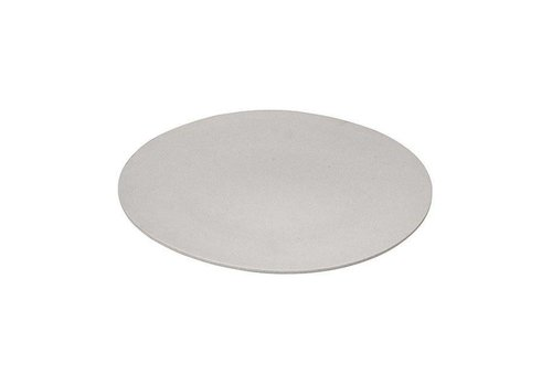 Zuperzozial Zuperzozial - bamboe dinerbord - coconut white