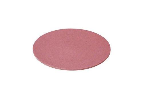 Zuperzozial Zuperzozial - bamboe ontbijtbord - lollipop pink