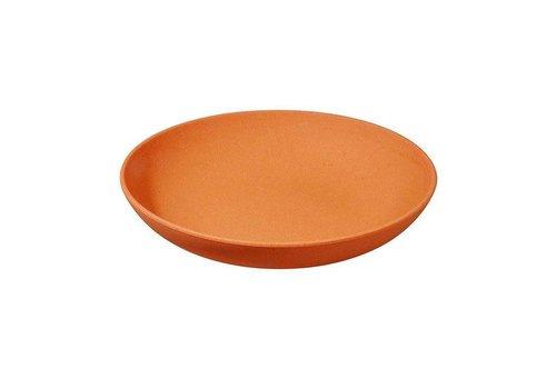 Zuperzozial Zuperzozial - bamboe pastabord - pumpkin oranje